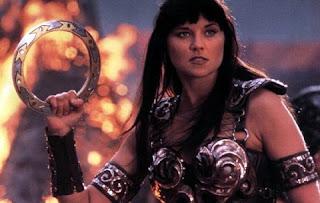 """Vinte anos após o lançamento da série original, """"Xena: A princesa guerreira"""" pode voltar a TV. Segundo a revista """"The Hollywood Reporter"""", o canal NBC está produzindo uma nova versão para 2016."""