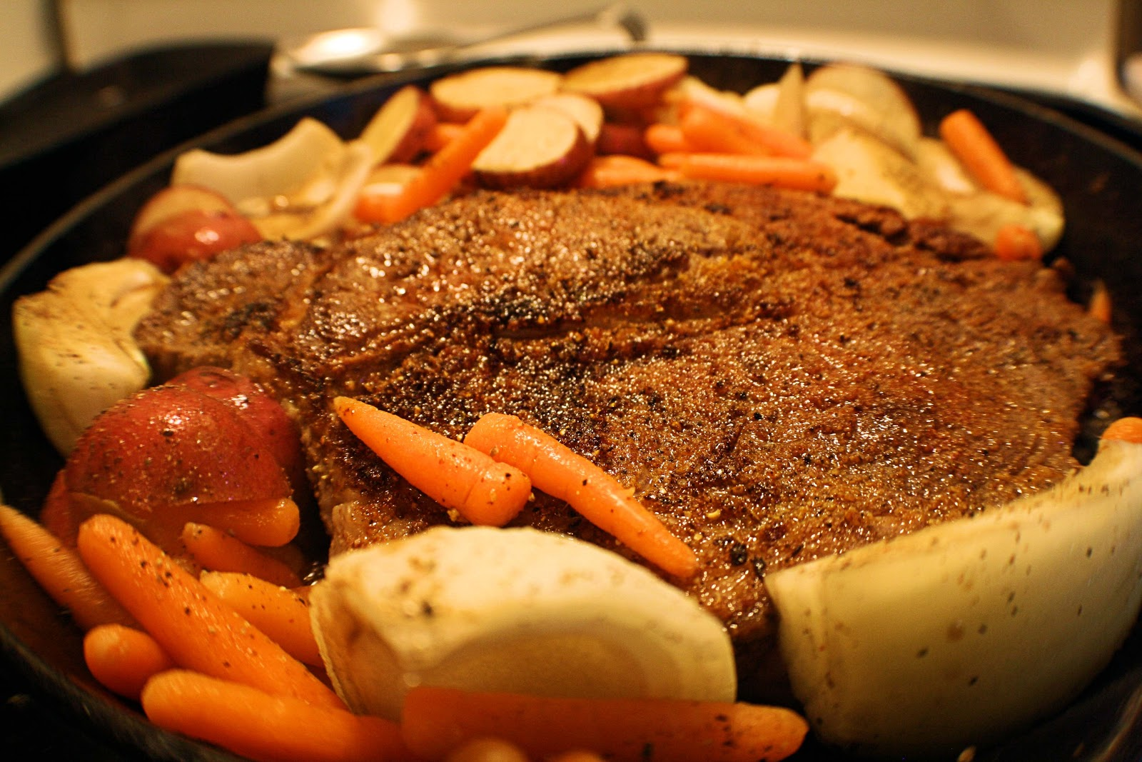 how to cook a chuck tender roast