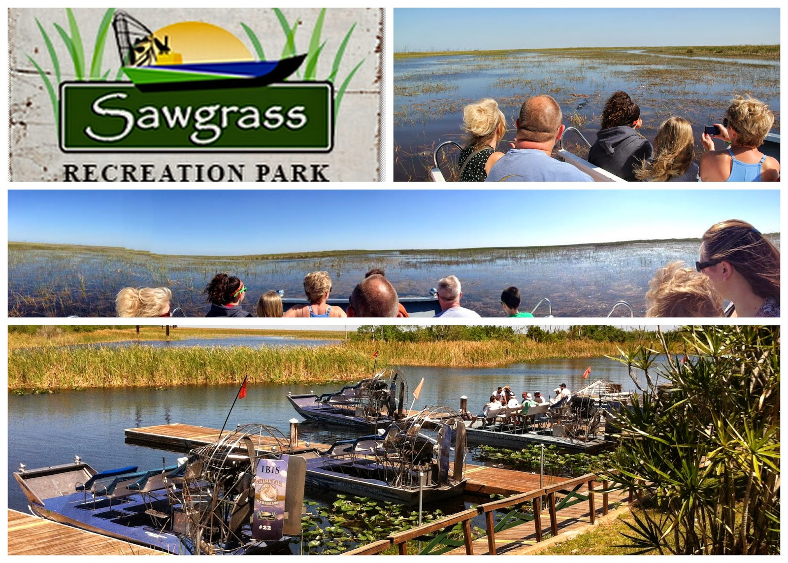 Airboat Tours at Sawgrass Recreation Park