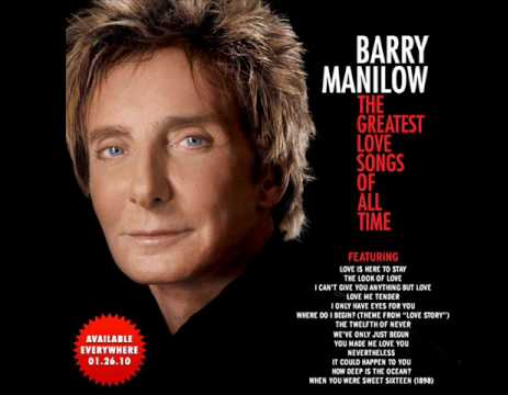 Barry Manilow - Greatest Hits Full Album