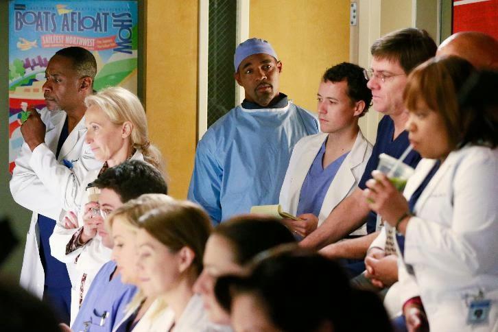 Grey's Anatomy - Episode 11.19 - Crazy Love - Promotional Photos