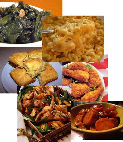 Tall blonde 39 s style february is black history month for African cuisine history