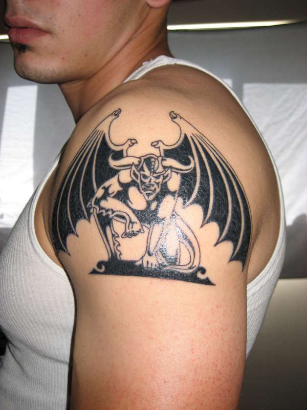Mythical Creatures Tattoos Designs Ideas 73
