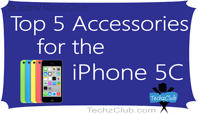 Top 5 iPhone 5C Accessories !
