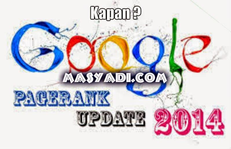 Inilah Prediksi Google PageRank Update Pada tahun 2014