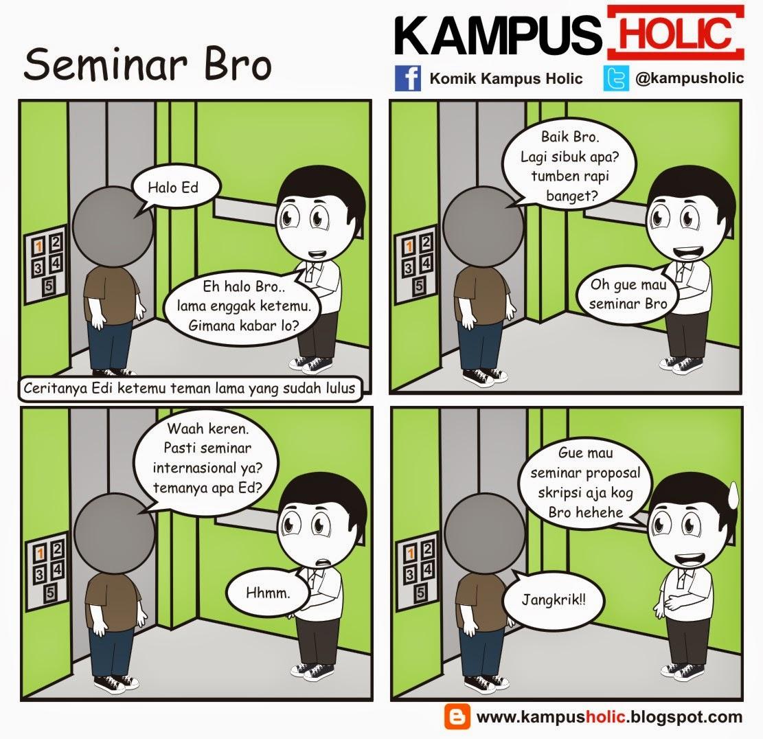 #843 Seminar Bro