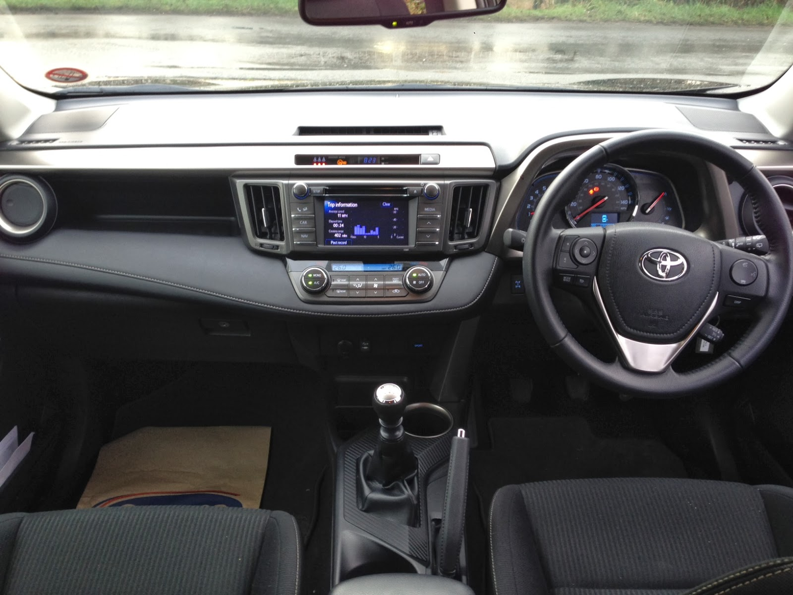 Speedmonkey 2014 Toyota Rav4 Review