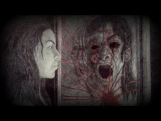 Misteri &#8220;Bloody Mary&#8221; Hantu Dalam Cermin