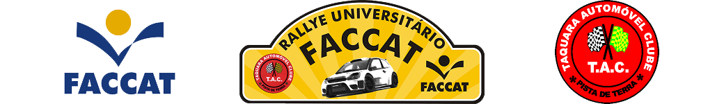 RALLYE UNIVERSITÁRIO FACCAT