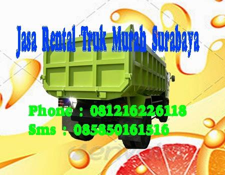 Jasa Rental Truk Buka Samping Surabaya-Kuningan