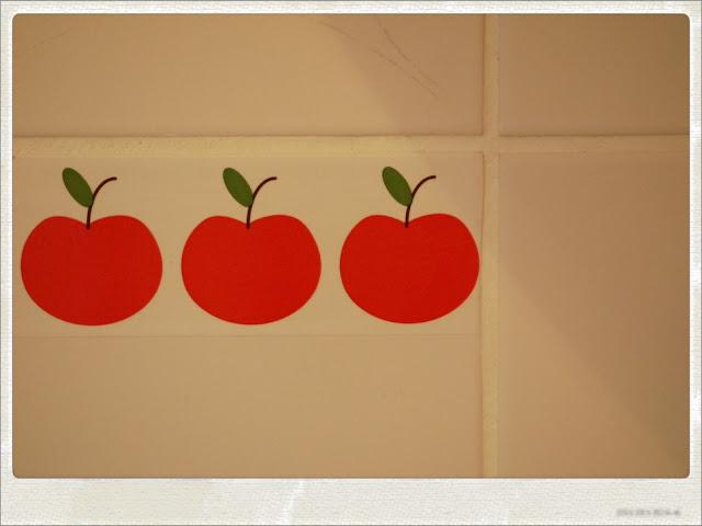 credence vintage henkel pomme
