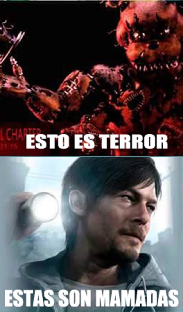 Verdadero terror