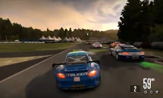 Need for Speed SHIFT Falken Tire