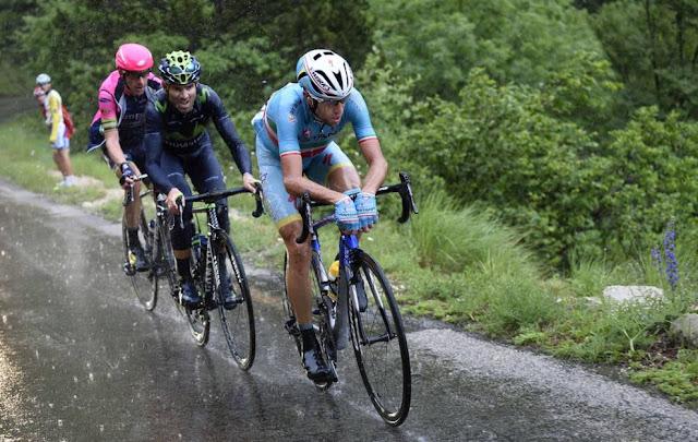 Nibali y Valverde juegan al despiste y Froom se lleva la Dauphiné