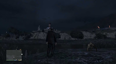 GTA V Swamp Monsters