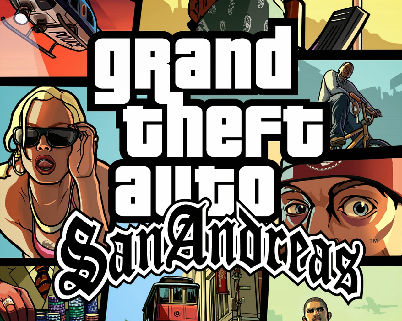 GTA Sanandreas Free Download PC Game