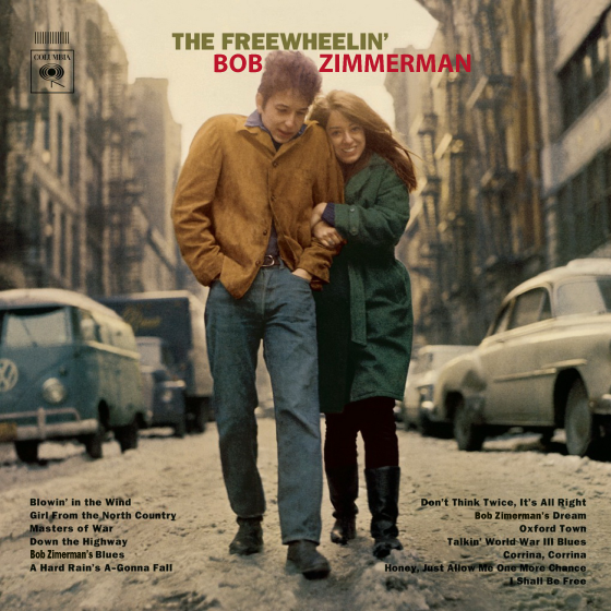 The Freewheelin' Bob Zimmerman