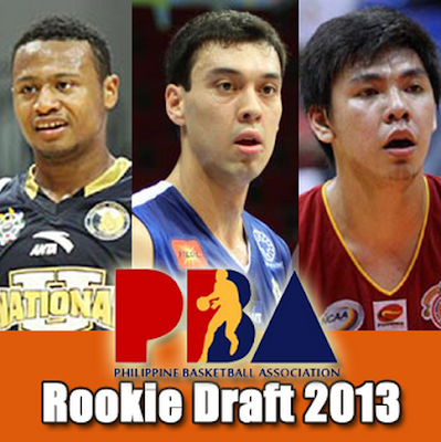 as a possible have applied for the 2013 pba rookie draft slated