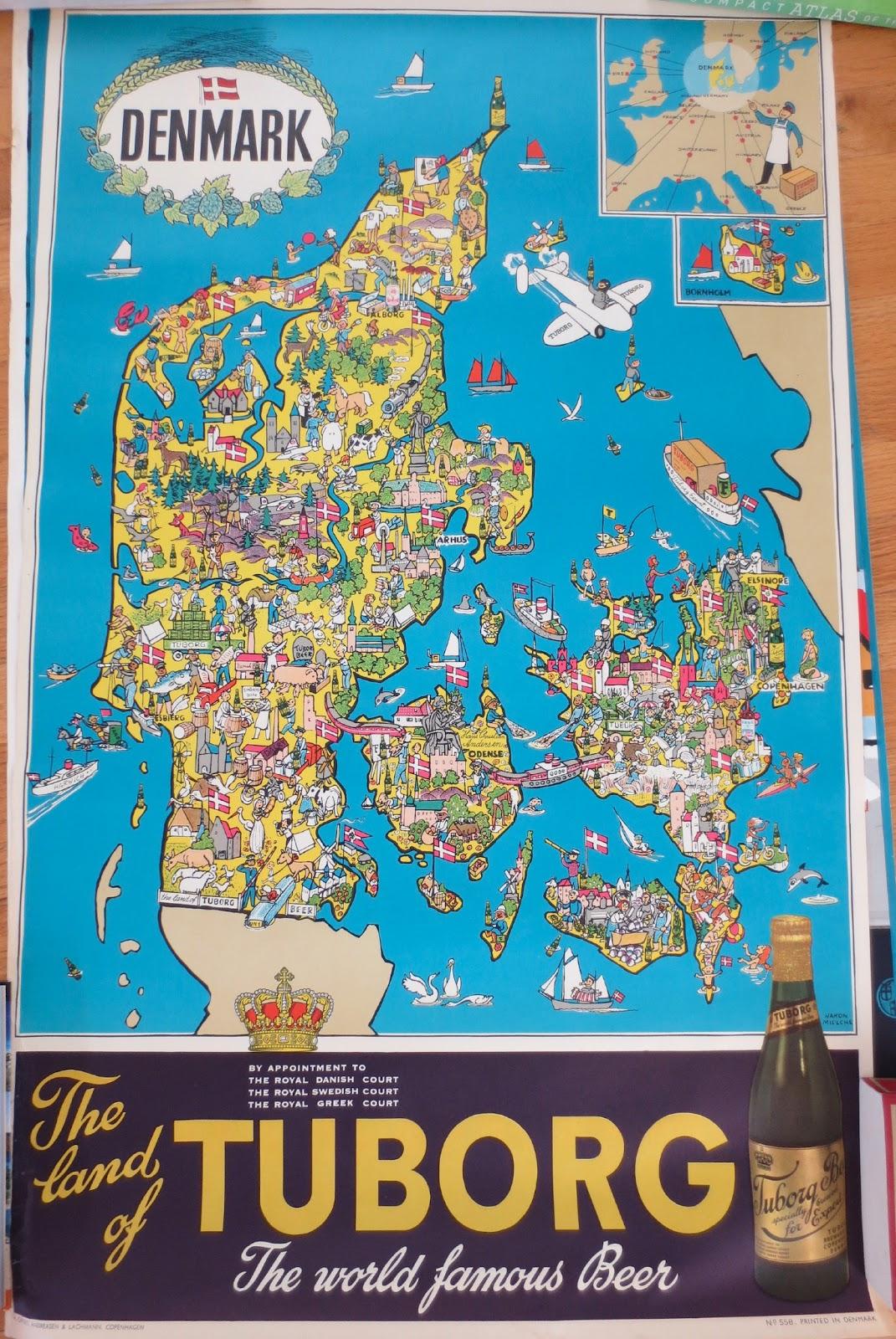 circular tours to scandinavia 1966