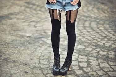 Thinspo piernas.