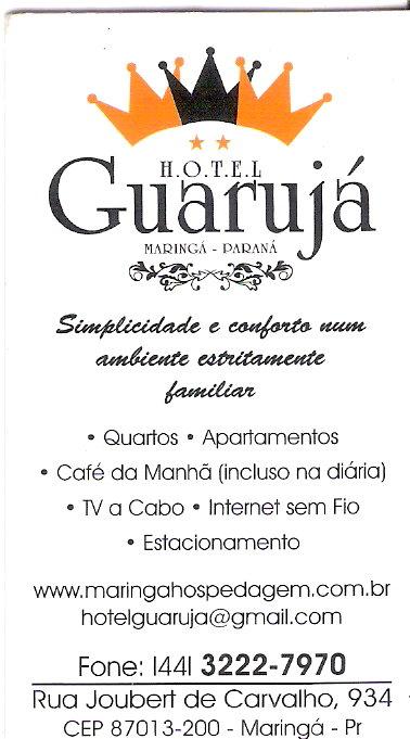 Hotel Guarujá
