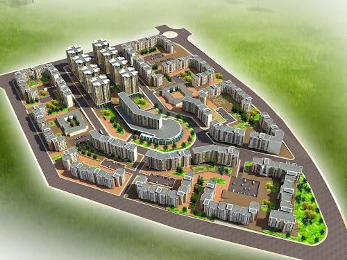 Bureau d etudes d architecture et d urbanisme koutti nabil