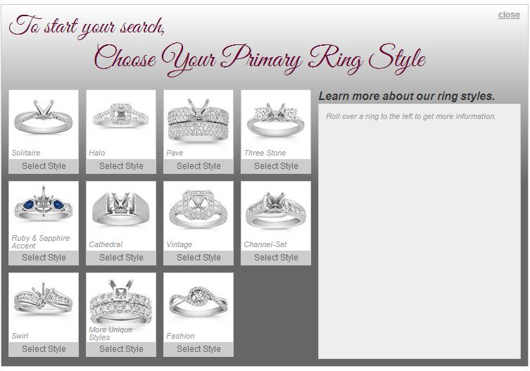 Choosing A Wedding Ring 1 Ideal Choosing the Right Band
