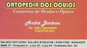 Ortopedia dos Óculos