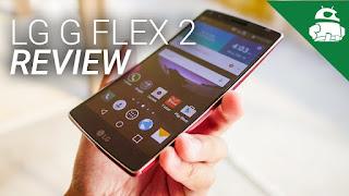LG G Flex 2 - Analisis