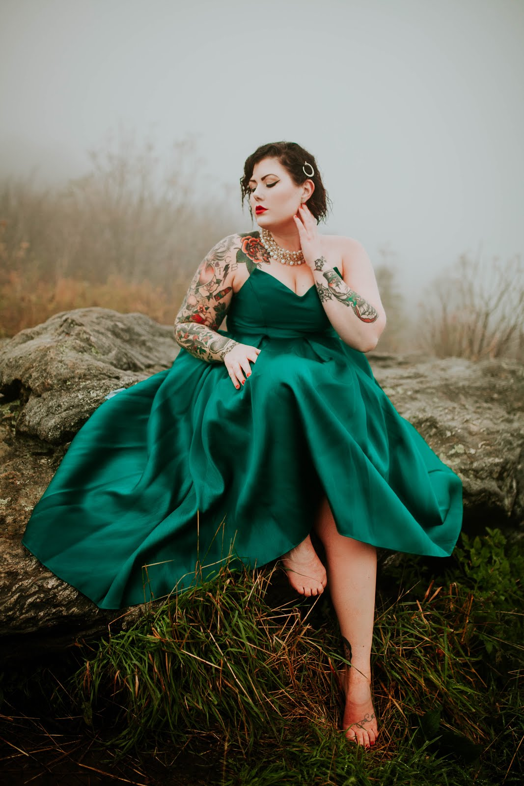 Trashy Betty Photography - Anderson, SC PinUp Boudoir & Portrait Photographer
