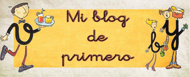 Mi blog de primero