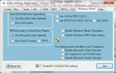 codec windows 8