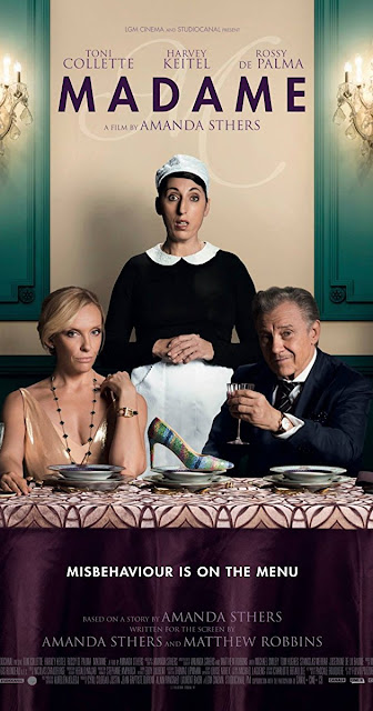 Madame (2017) ταινιες online seires xrysoi greek subs