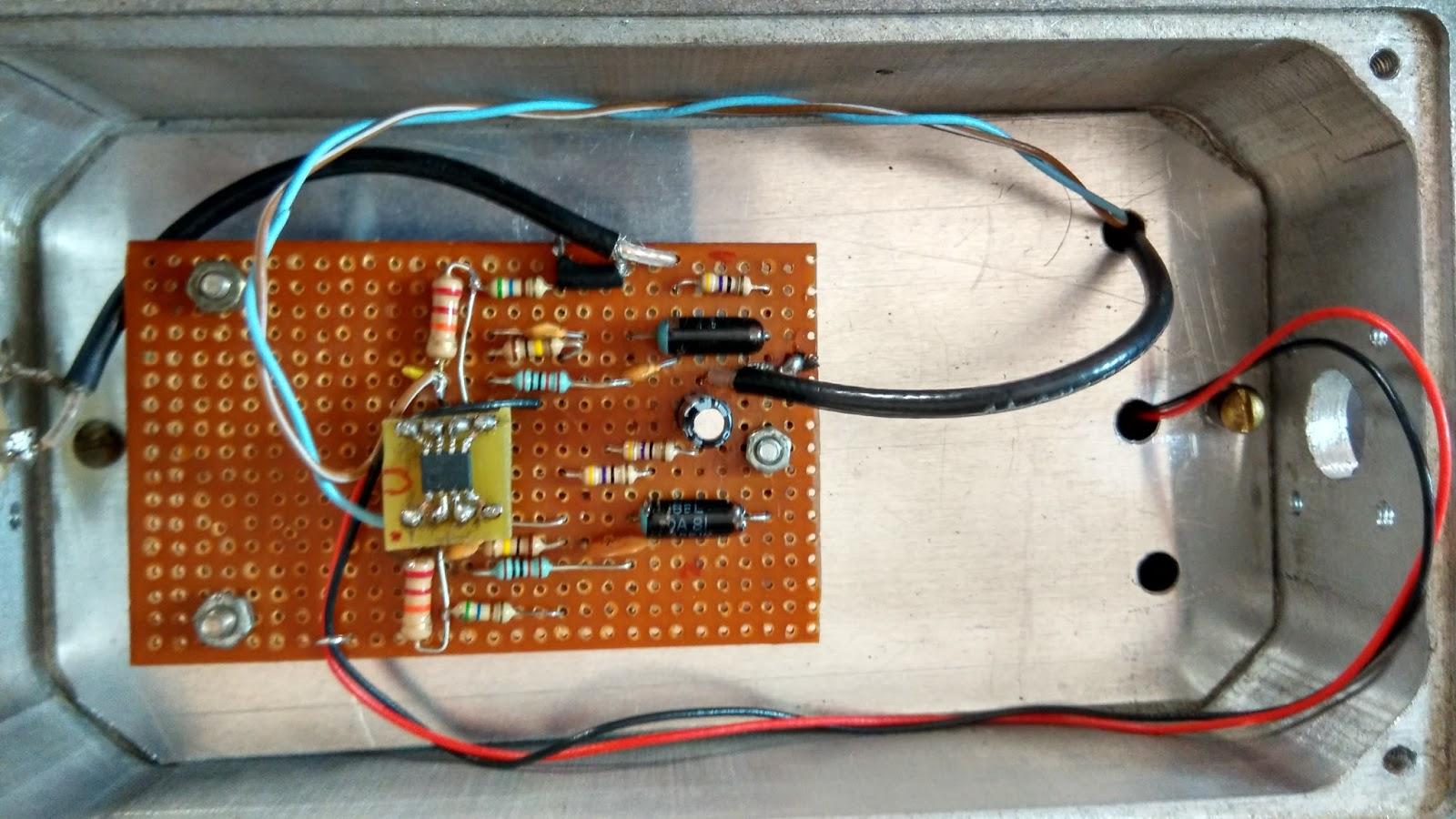 Vu2spfs Ex Vu3seg Ham Radio Page Simple Swr Power Meter Circuit Using 1n60 The Analog Side