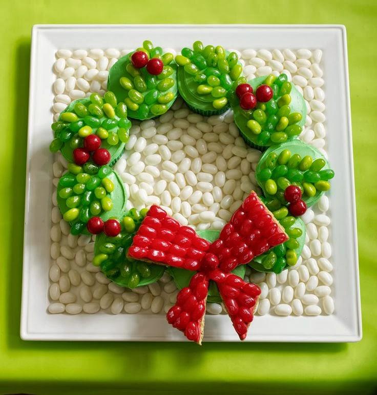 Cocina creativa Navidad - caramelos Jelly Belly