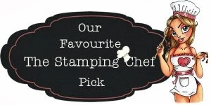 The Stamping Chef-Thank you, Jan 14
