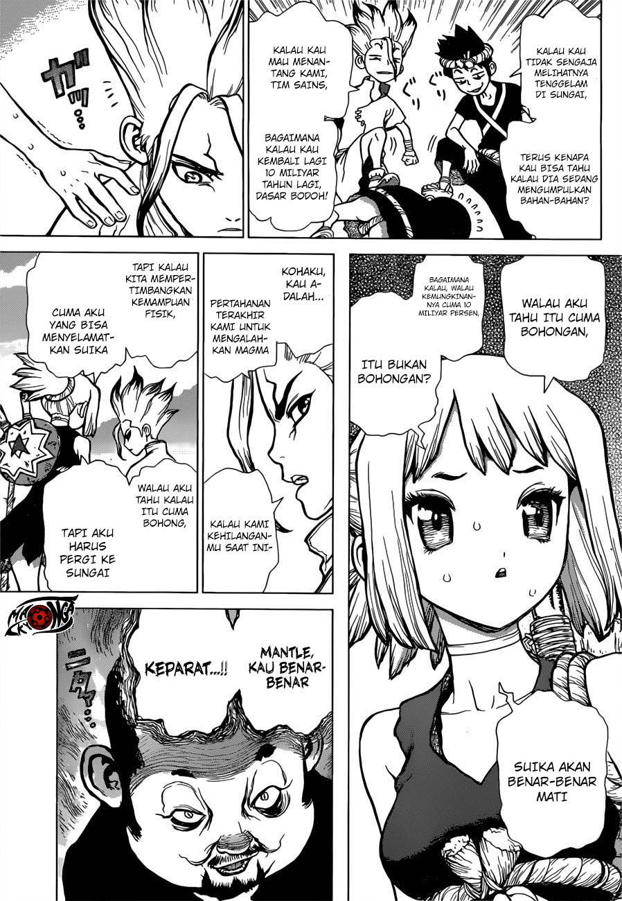 Dr. Stone Chapter 34-14