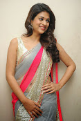 Shraddha das Latest Photos in Saree-thumbnail-9