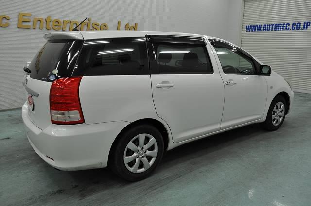 2006 Toyota Wish For Kenya Japanese Vehicles To The World