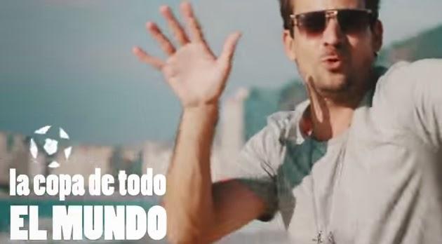 Tan Bionica Feat Gaby Amarantos - El mundo es nuestro