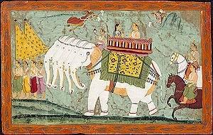 Dewa Indra dalam mitologi hindu