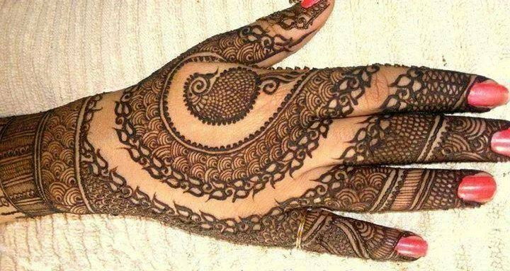 Mehndi Unique Designs 2015 : Bridal mehndi designs unique henna wallpapers