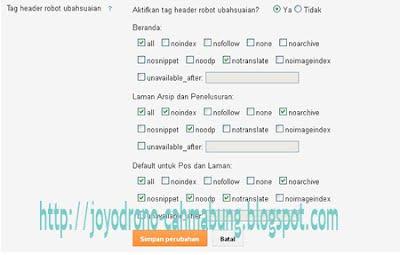 opsi baru blogger 8