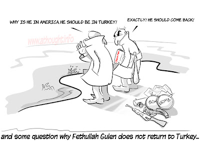 Fethullah Gulen's return
