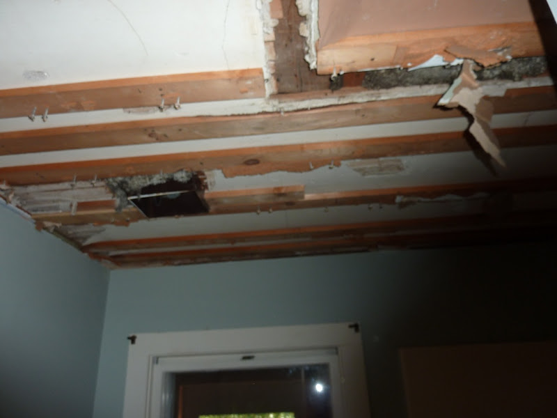 Electric Rough-in and Bathroom Demolition title=