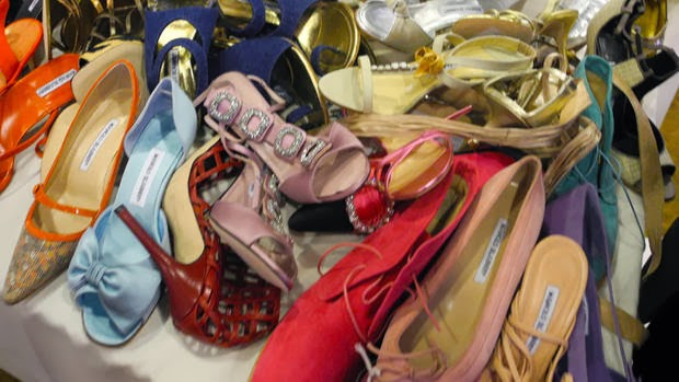 Madison Avenue Spy: Manolo Sample Sale Will Open to the Public