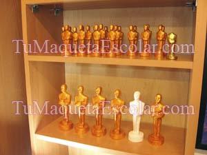 Estatuilla de los premios Oscar en miniatura para venta