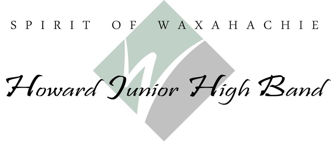 Howard Junior High Band