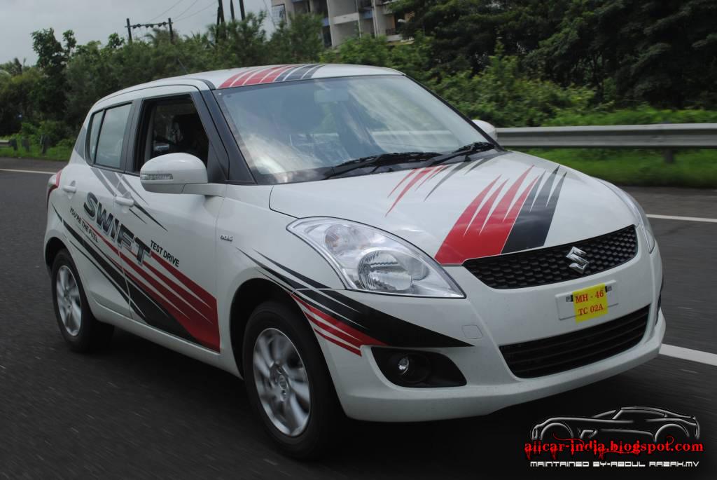 Automotive Craze Maruti Suzuki Swift New Version Test