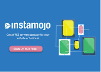 Instamojo : Sign-Up on Instamojo and Collect Payments Online Absolutely Free